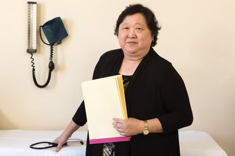 Photo of Dr Wendy Cheng